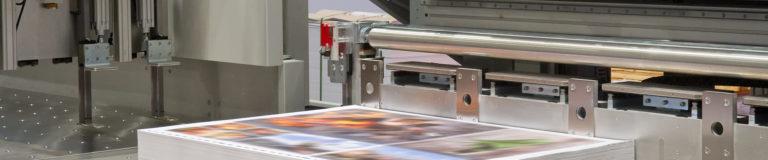Maschine mit Digitaldruckverfahren